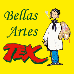 logo bellas artes tex