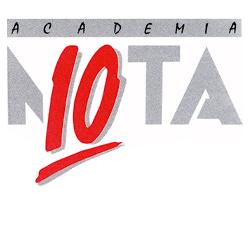 logo academia nota 10