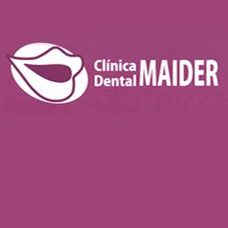 logo clinica dental maider