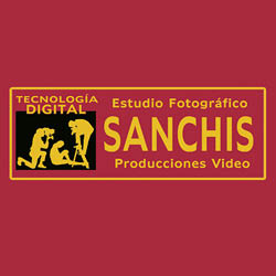 logo estudio fotografico sanchis