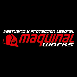 logo maquinal works