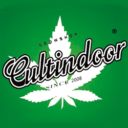 logo cultindoor grow shop