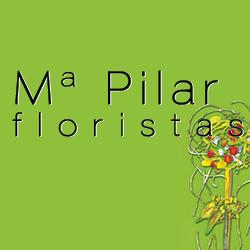 logo maria pilar floristas