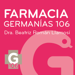 logo farmacia germanies 106