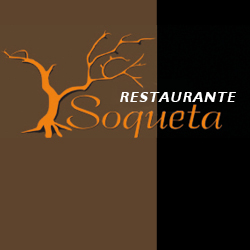 logo restaurante soqueta