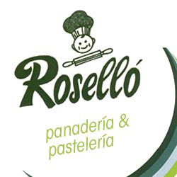 logo rosello panaderia & pasteleria
