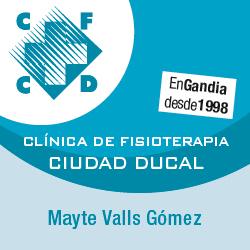 logo clinica fisioterapia ciudad ducal