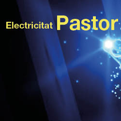 logo electricitat pastor