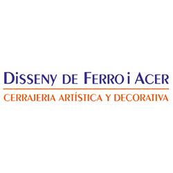 logo disseny de ferro i acer