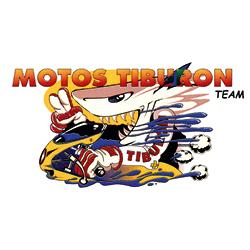logo motos tiburon
