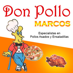 logo don pollo marcos