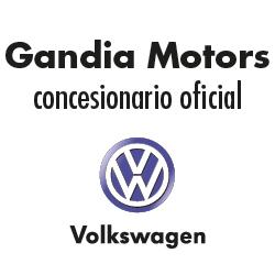 logo gandia motors volkswagen