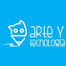 logo arte y tecnologia