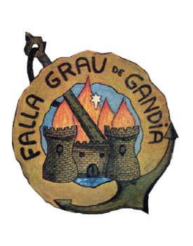 Escudo Falla Grau