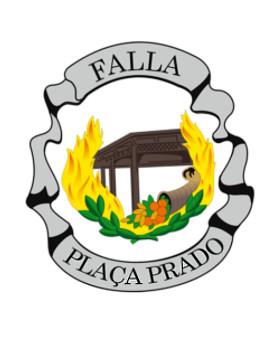 Escudo Falla Plaça Prado