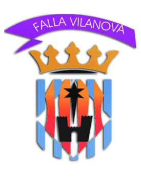 Escudo Falla Vila Nova
