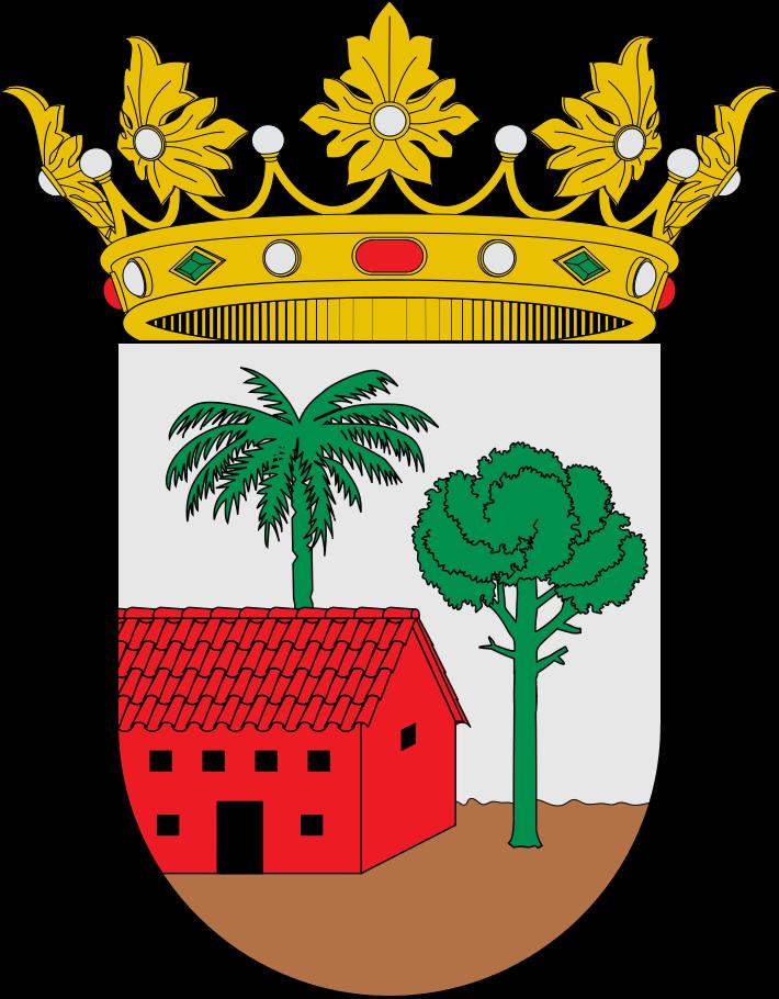escudo L'Alqueria de la Comtessa