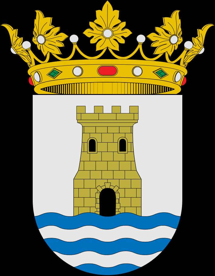 escudo Guardamar de la Safor