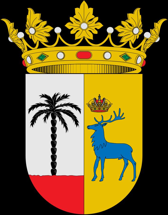 escudo Palmera
