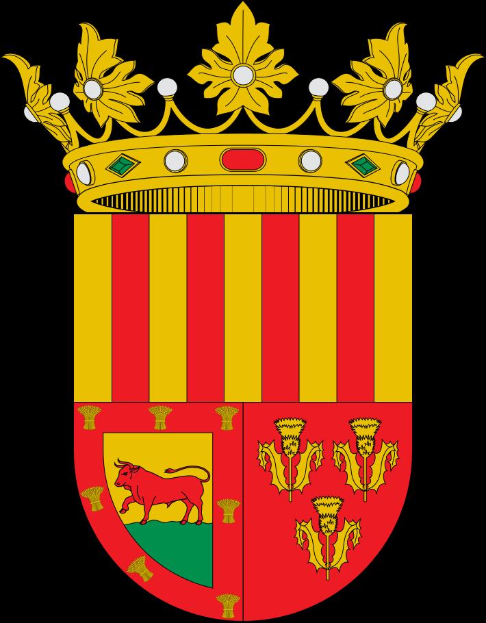 escudo Real de Gandia