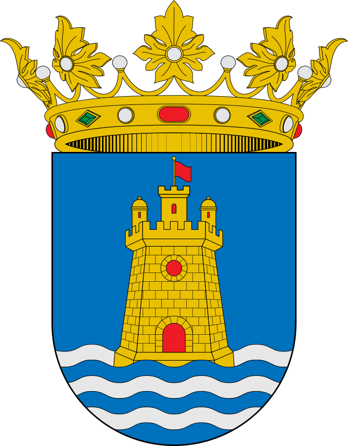 escudo Tavernes de la Valldigna