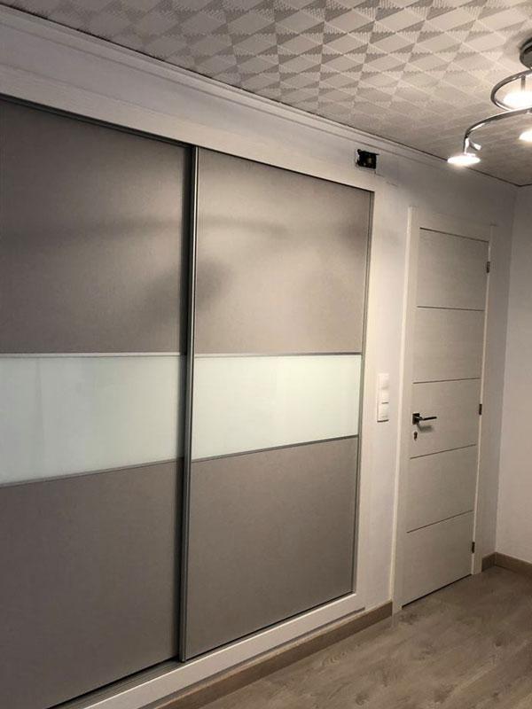 Reforma armario empotrado - Después