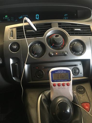 Diagnóstico coche interior - SEO Taller mecánico